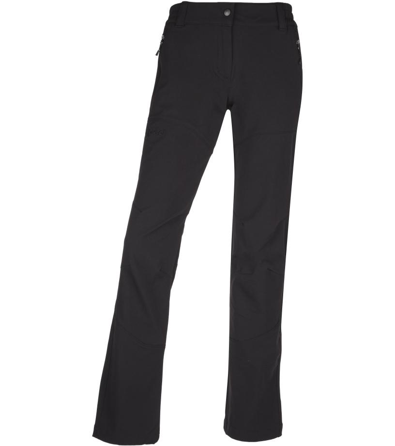 KILPI Dámské outdoor kalhoty LAGO-W JL0145KIBLK Černá 38