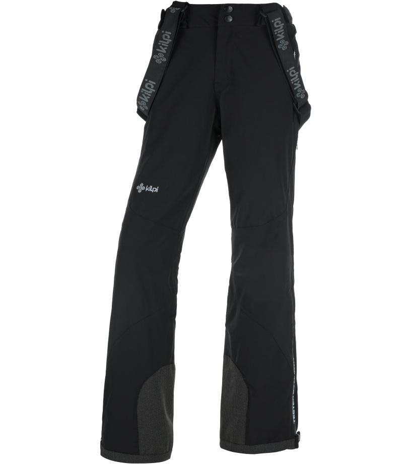 KILPI Dámské lyžařské kalhoty EUROPA-W JL0010KIBLK Černá 36