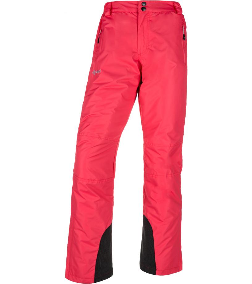 KILPI Dámské lyžařské kalhoty GABONE-W JL9002KIPNK Růžová 34