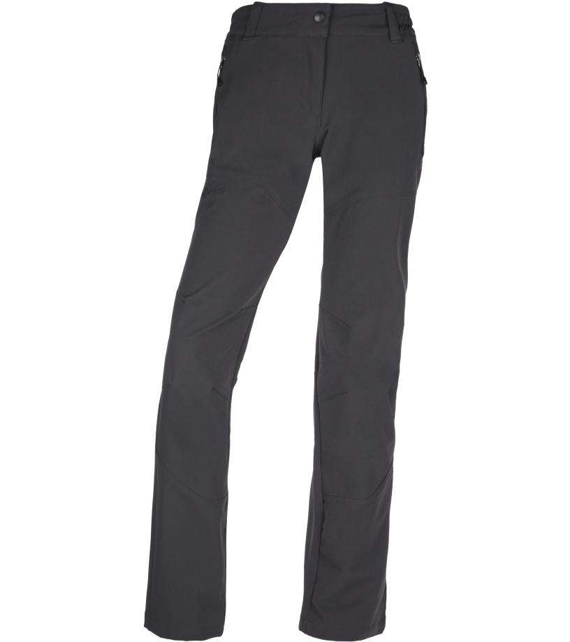 KILPI Dámské outdoor kalhoty LAGO-W JL0145KIDGY Tmavě šedá 34