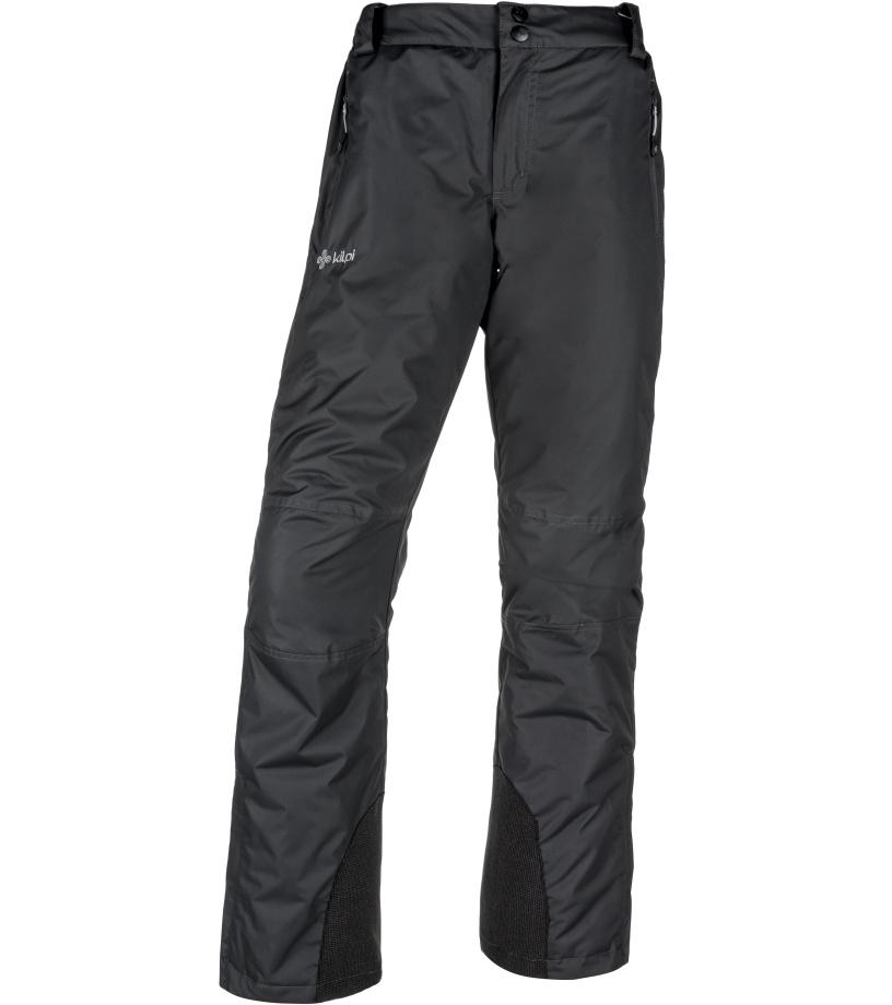 KILPI Dámské lyžařské kalhoty GABONE-W JL9002KIDGY Tmavě šedá 34