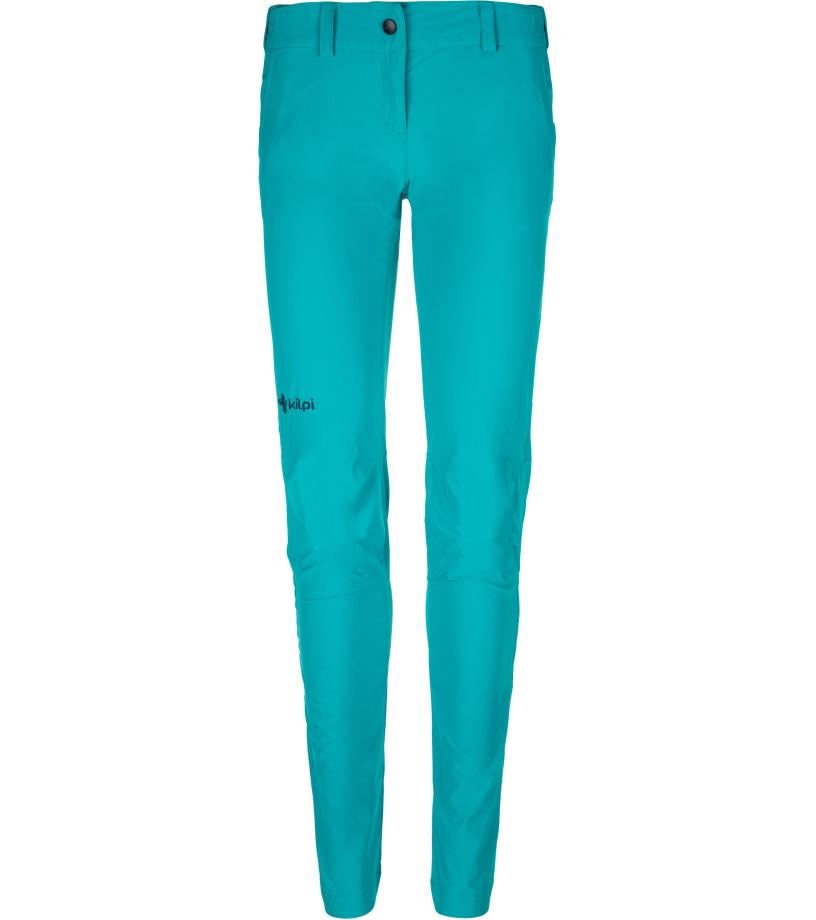 KILPI Dámské outdoorové kalhoty UMBERTA-W KL0024KITRQ Tyrkysová 44