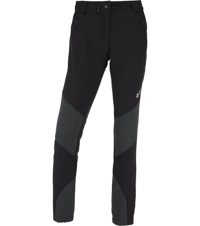 KILPI Dámské outdoor kalhoty NUUK-W JL0040KIBLK Černá 38