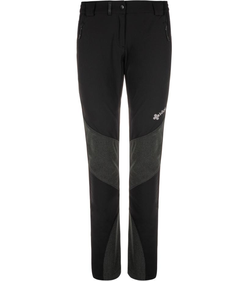 KILPI Dámské outdoorové kalhoty NUUK-W LL0017KIBLK Černá 38