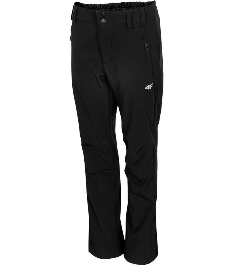 Dámské outdoorové kalhoty H4Z20-SPDT001-20S DEEP BLACK L