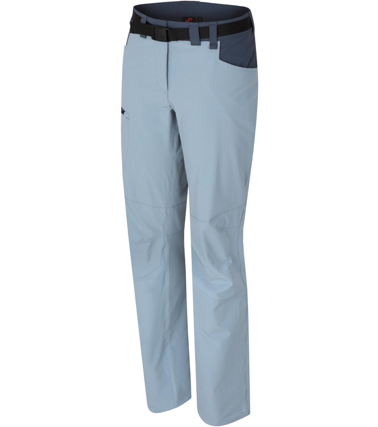 HANNAH MOA Dámské outdoorové kalhoty 10011108HHX01 slate/dark slate 36