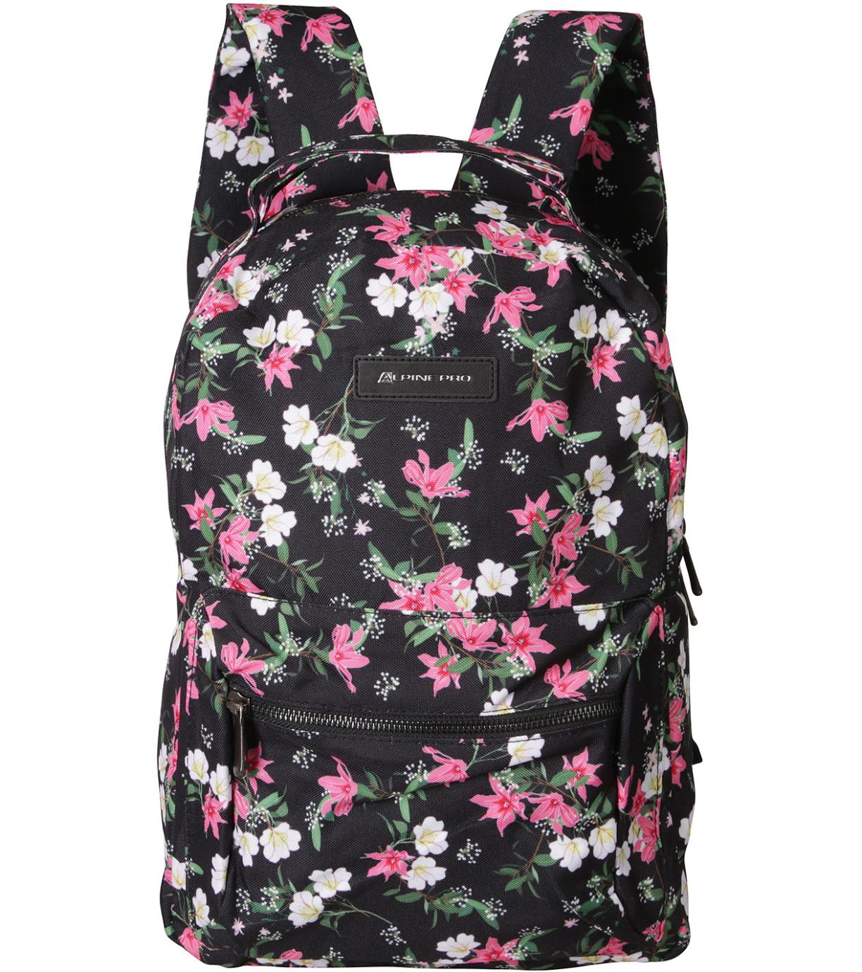 ALPINE PRO MODREDA Dámský batoh 15L LBGT057990 černá 15L