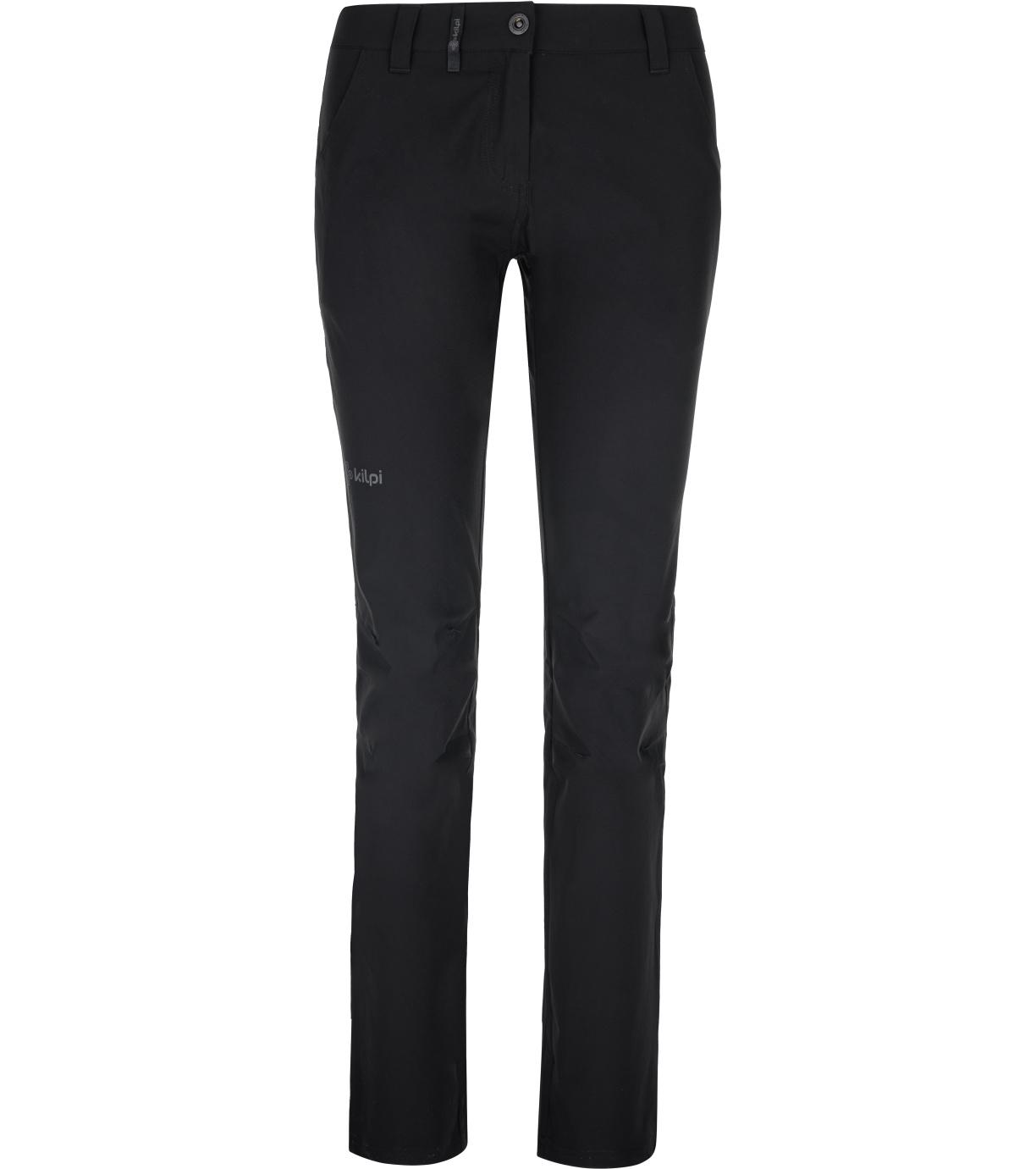 KILPI Dámské outdoorové kalhoty UMBERTA-W PL0026KIBLK Černá 34