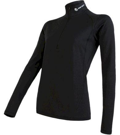 THERMO Dámské termo triko dlouhý rukáv 19200043 černá S