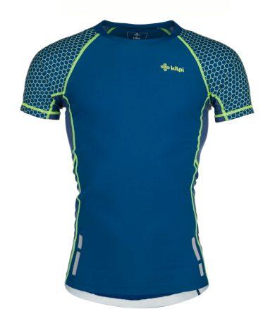 KILPI Pánské kompresní tričko COMBO-M IM0011KIDBL Tmavě modrá S