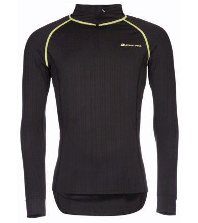 ALPINE PRO PEGASOS Pánské prádlo MUNM015990PA černá S