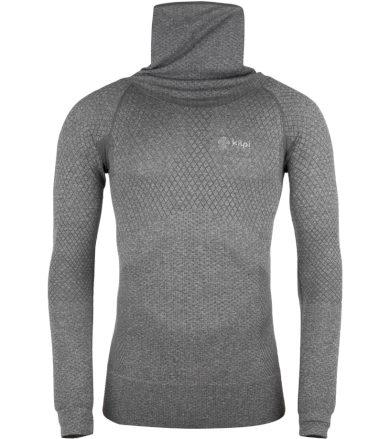 KILPI Pánské termo triko NINJA-M HM0103KIDGY Tmavě šedá XXL-3XL