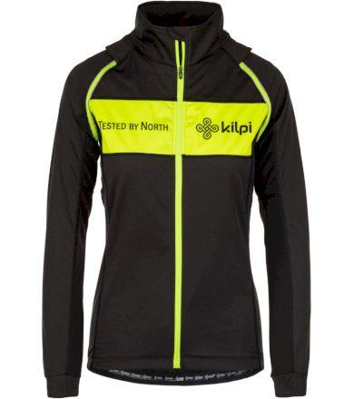 KILPI Dámský cyklo dres ZESTER-W JL0149KIYEL Žlutá 38