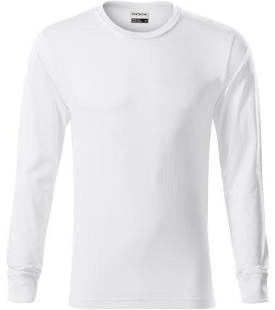 RIMECK Resist LS Uni triko s dlouhým rukávem R0500 bílá XL