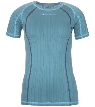ALPINE PRO UNDERA Dámské spodní funkční triko LUNN050569 Brittany blue XS