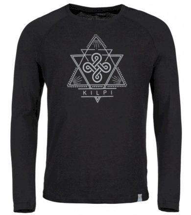 KILPI Pánské bavlněné tričko PIQAR-M JM0231KIBLK Černá S