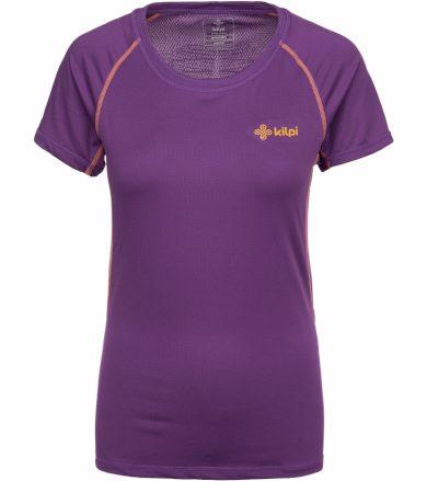 KILPI Dámské funkční tričko RAINBOW-W IL0170KIVLT Fialová 34