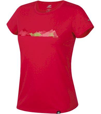 HANNAH COREY Dámské funkční triko 10002972HHX01 Bright rose 36
