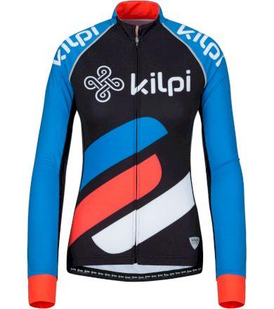 KILPI Dámský cyklo dres RAPITA-W KL0076KIBLU Modrá 38