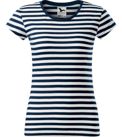 Malfini Sailor Dámské triko 80402 námořní modrá XXL