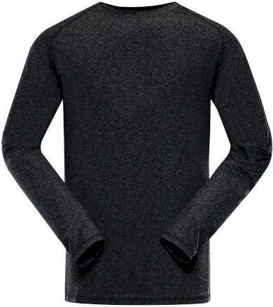 ALPINE PRO TAR Pánské funkční triko s dlouhým rukávem MTSP401779PB tmavě šedá L