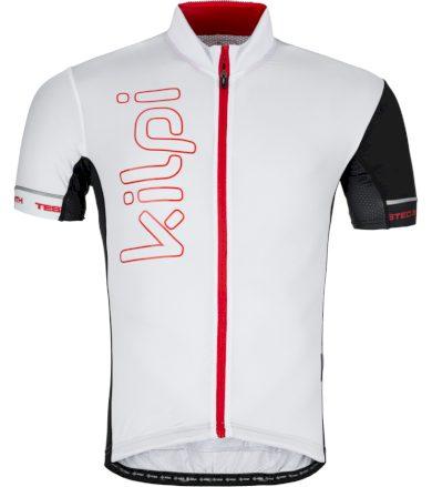 KILPI Pánský cyklo dres ELYON-M KM0203KIWHT Bílá L