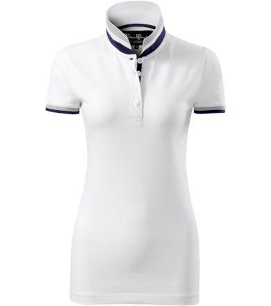 Malfini premium Collar up Dámská polokošile 25700 bílá S