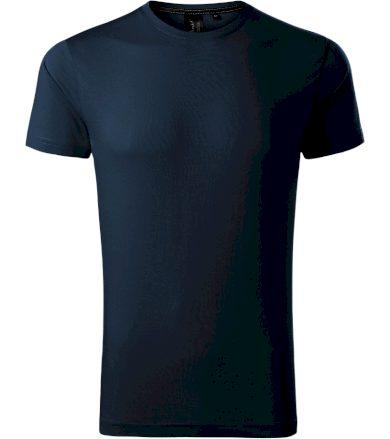 Malfini premium Exclusive Pánské triko 15302 námořní modrá XL