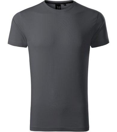 Malfini premium Exclusive Pánské triko 15383 světlý antracit XL