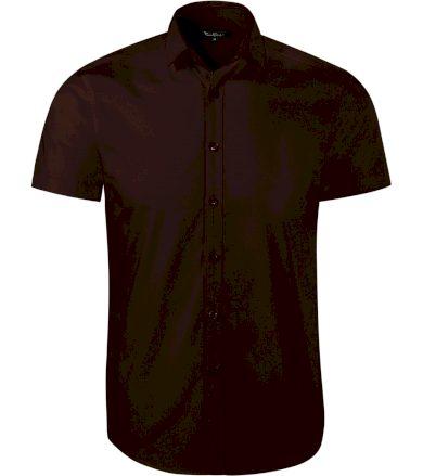 Malfini premium Flash Pánská košile 26027 kávová S