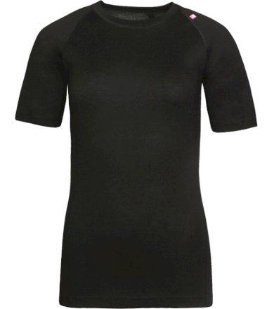 ALPINE PRO MERINA Dámské funkční triko LTSR596990 černá L