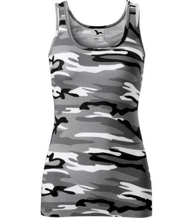 Malfini Camo Triumphh Dámské tílko C3632 camouflage gray XS