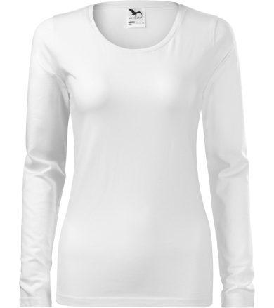 Malfini Slim Dámské triko 13900 bílá S