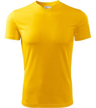Malfini Fantasy II.jakost Pánské tričko 14X04 žlutá XXXL