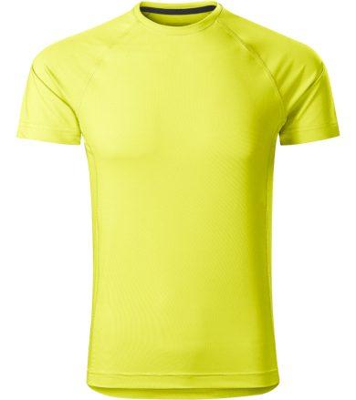 Malfini Destiny Pánské funkční triko 17590 neon yellow XXXL