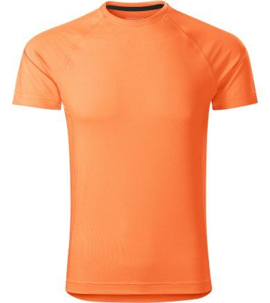 Malfini Destiny Pánské funkční triko 17588 neon mandarine XXL
