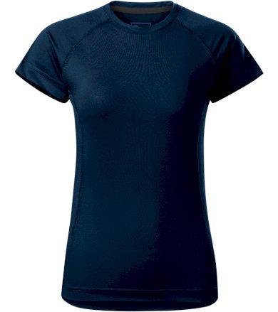Malfini Destiny Dámské funkční triko 17602 námořní modrá XXL