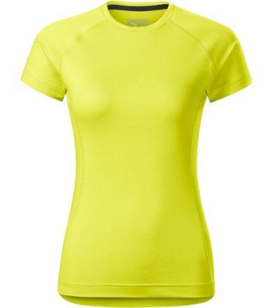 Malfini Destiny Dámské funkční triko 17690 neon yellow XXL