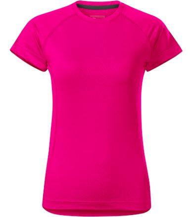 Malfini Destiny Dámské funkční triko 17689 neon pink XXL