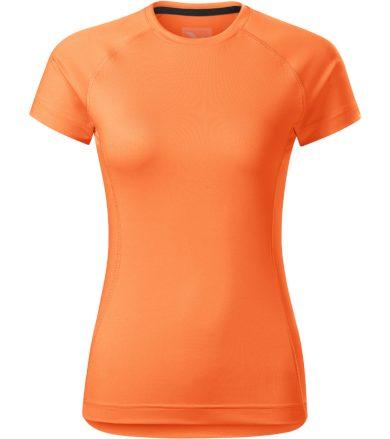 Malfini Destiny Dámské funkční triko 17688 neon mandarine XXL