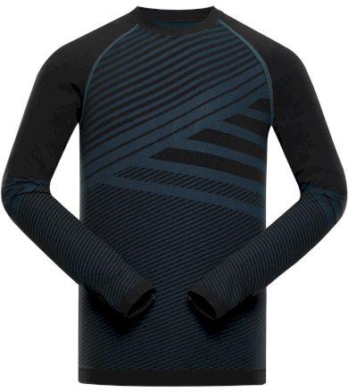 ALPINE PRO KRATHIS 5 Pánské spodní triko s dlouhým rukávem MUNS060644 větrné capri XS-S