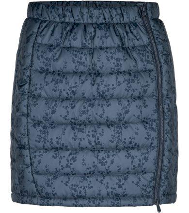 LOAP IRULIA Dámská zateplená sukně CLW20131I38YL Br Sea Allover / Blue XS