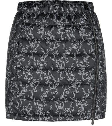 LOAP IRULIA Dámská zateplená sukně CLW20131V24YT Tap Shoe Allover / Gray XS