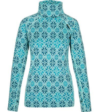 KILPI Dámské termo triko dlouhý rukáv JANNU-W NL0009KITRQ Tyrkysová 34