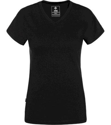 KILPI Dámské funkční tričko MERIN-W NL0010KIBLK Černá 34