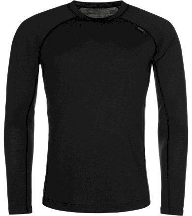 KILPI Pánské funkční merino triko PATTON-M NM0022KIBLK Černá 3XL
