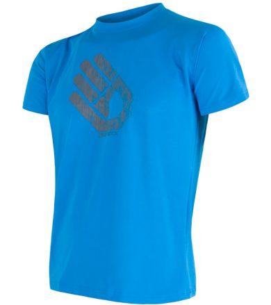 COOLMAX FRESH PT HAND Pánské funkční triko 17100015 modrá S