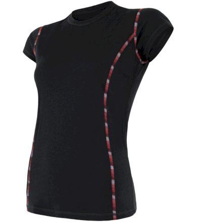 MERINO AIR Dámské funkční triko 18100003 černá L