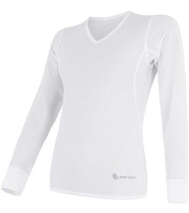 COOLMAX AIR Dámské funkční triko dlouhý rukáv 17100024 bílá XL
