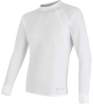 COOLMAX AIR Pánské funkční triko dlouhý rukáv 16200001 bílá XL